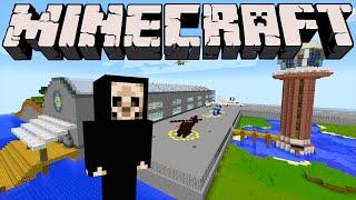 Minecraft - Grim Airport