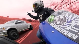 Video Stupid, Crazy & Angry People Vs Bikers 2018 [Ep.#256] MP3, 3GP, MP4, WEBM, AVI, FLV Desember 2018