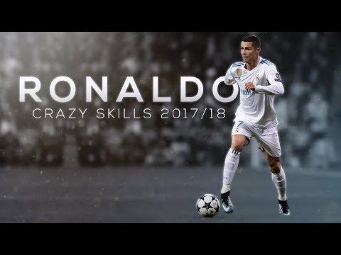 Cristiano Ronaldo ● Crazy Skills & Goals ● 2017/2018 HD