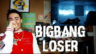 Video BIGBANG - LOSER MV Reaction [DEM FEELS DOE] MP3, 3GP, MP4, WEBM, AVI, FLV Maret 2019