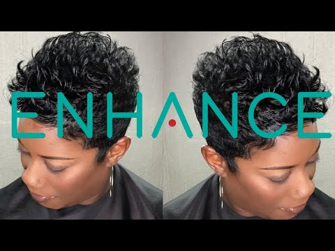 Short hair styles - How-To-Curl and Style Short Hair  Beginner Friendly  Styling Tools