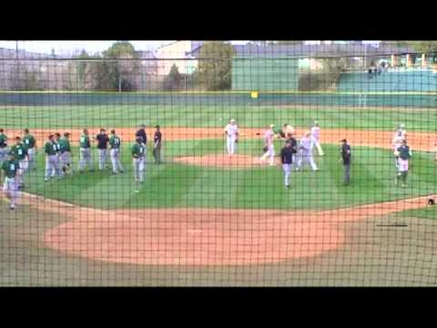 College Baseball Cheap Shot