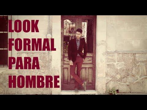➭ Look Formal para Hombres!   CORNAMENTA