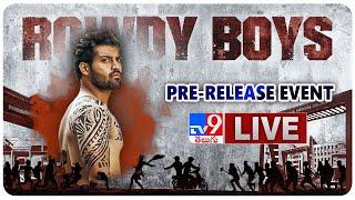 Rowdy Boys Pre-Release Event LIVE   Dil Raju, DSP, Ashish, Anupama Parameswaran