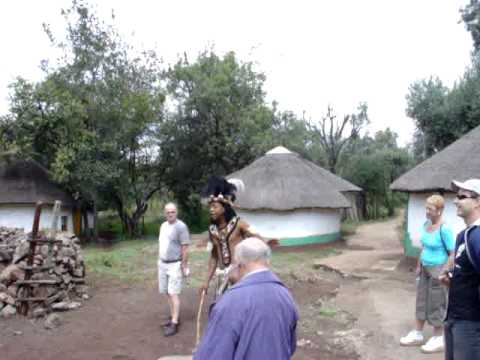 Lesedi – South African Cultural Village Tour
