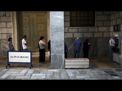 Ανοίγουν οι τράπεζες τη Δευτέρα 20 Ιουλίου – Μένουν τα capital controls