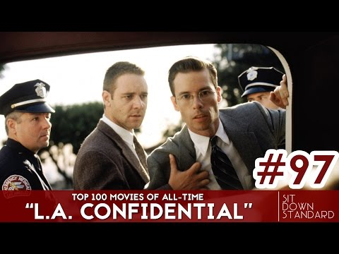 L.A. CONFIDENTIAL REVIEW (No. 97) | Top 100 Movies of All-Time