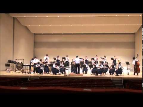 東川町立東川中学校吹奏楽部「北天の陽」