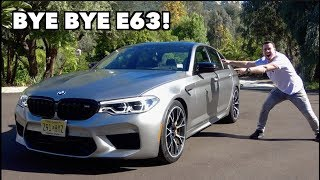REPLACING MY E63 WITH A BMW M5 COMPETITION! by Vehicle Virgins