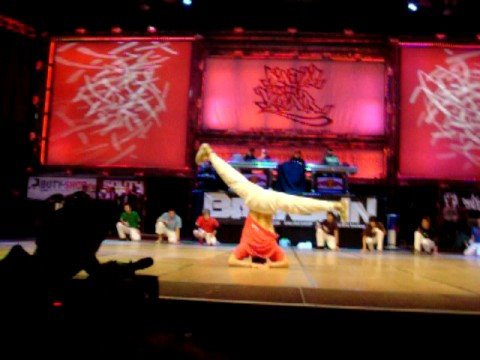 Команда Kaiten Ninja из Японии (BOTY 2008)
