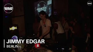 Jimmy Edgar - Live @ Boiler Room Berlin 2016