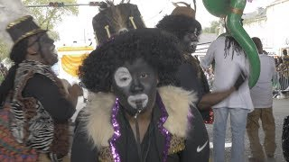 Blackface in America: Is it time for Zulu's blackface tradition to end?