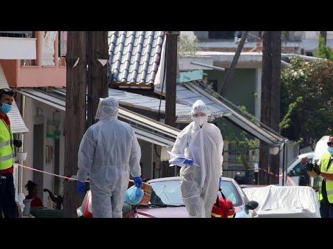 Ελλάδα: 35 κρούσματα στη Νέα Σμύρνη Λάρισας – Σε κατάσταση ενισχυμένης επιτήρησης η περιοχή…