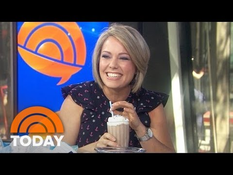 Dylan Dreyer Reveals: I'm Pregnant With My First Child! | TODAY