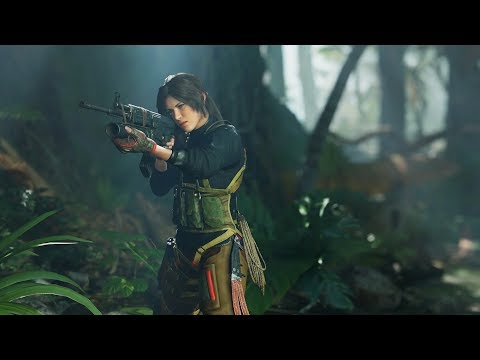 Shadow of the Tomb Raider – The Forge