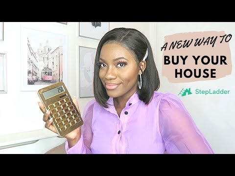 A NEW WAY TO BUY A HOUSE WITH STEPLADDER | Jade Vanriel