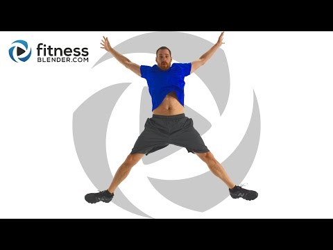 Brutal Hiit Workout - Bodyweight Only Hiit Workout To Burn Fat And Build Endurance