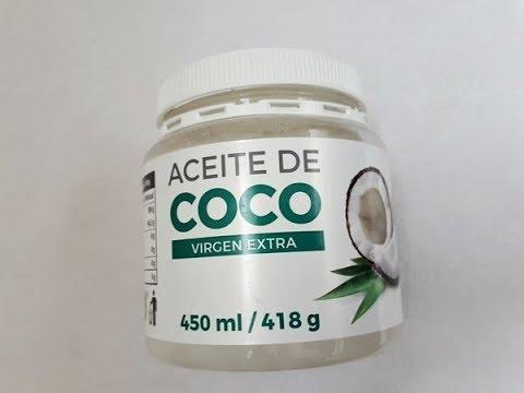 aceite de coco de mercadona usos y rese a salud