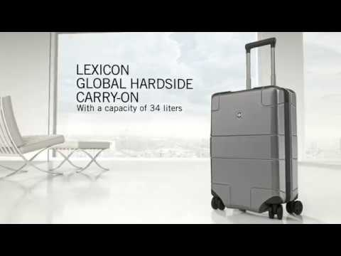 Victorinox Lexicon - Class Leader in Volume (60s)