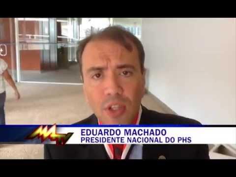 Homenagem ao presidente do PHS é destaque no Maranhão