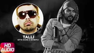 SONG -- TALLI NI GORIYE ( Full Audio Song )ARTIST - GITTA BAINS FEATURING BOHEMIALYRICS - BUNTY BAINSMUSIC - TIGERSTYLEPRODUCER - RUBY - DINESH Label -- SPEED RECORDSLike  Share  Spread  Love   Enjoy & stay connected with us!► Subscribe to Speed Records : http://bit.ly/SpeedRecords► Like us on Facebook: https://www.facebook.com/SpeedRecords► Follow us on Twitter: https://twitter.com/Speed_Records► Follow us on Instagram: https://instagram.com/Speed_Records► Follow on Snapchat : https://www.snapchat.com/add/speedrecords Digitally Powered by One Digital Entertainment [https://www.facebook.com/onedigitalentertainment/][Website - http://www.onedigitalentertainment.com] Publishing Partner By - Gabruu.comWebsite: http://www.gabruu.com/Facebook : https://www.facebook.com/GabruuOfficial/?fref=ts  Virasat Facebook Link - https://m.facebook.com/Virasat-152196...Oops TV Facebook Link - https://m.facebook.com/oopstvfun/