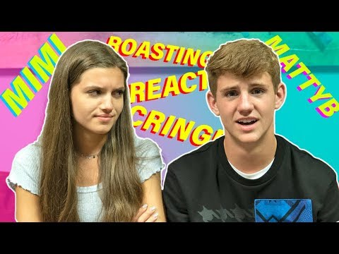 Mimi Confronts MattyBRaps + JoJo Johnson's Dance Dance Dance Battle REACT!