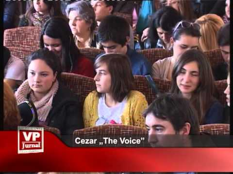 "Cezar ""The Voice"""