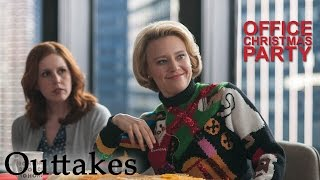 OFFICE CHRISTMAS PARTY   Bad Things About The Internet   Official Outtakes