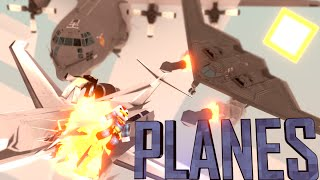 Minecraft   REALISTIC PLANES MOD Showcase! (Airplanes Mod, Stealth Bomber, Jets)