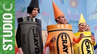 The Crayon Song Gets Ruined