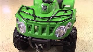 10. 2008 Arctic Cat ATV