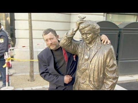 Denkmal für Inspektor Columbo