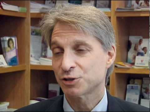 UMMC Profil eines Physikers: Jonathan Bromberg, MD