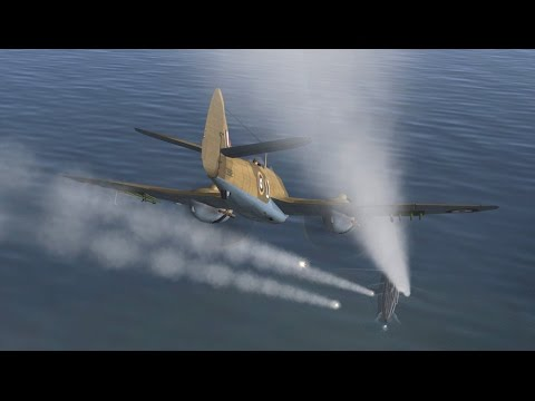 IL-2 1946, Beaufighter : Sunderland spotted enemy U-boat