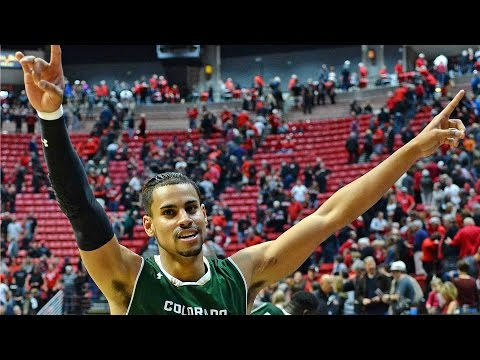 Gian Clavell's Late-Game Heroics For Colorado State | CampusInsiders (видео)