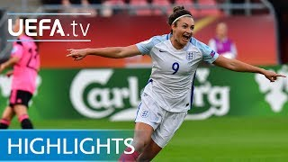 Watch England's record-breaking win at UEFA Women's EURO 2017.Subscribe: http://www.youtube.com/subscription_center?add_user=uefaFacebook: https://www.facebook.com/uefacomTwitter: https://twitter.com/UEFAcomG+: https://plus.google.com/+UEFAcomhttp://uefa.com