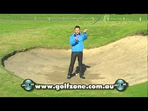Golf – Bunker Lesson for higher handicappers