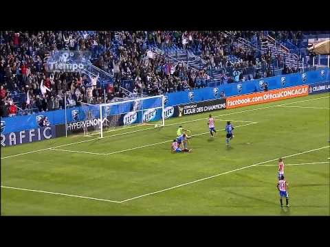Montreal Impact vs Heredia Resumen