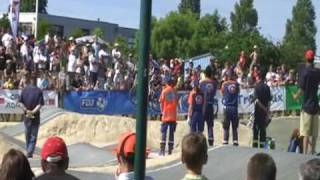 Tregueux France  city pictures gallery : CHAMPIONNAT DE FRANCE BMX TREGUEUX DEMIE CRUISER ELITE JD