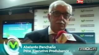 Produbanco y Telefónica Movistar presentan tarjeta internacional.