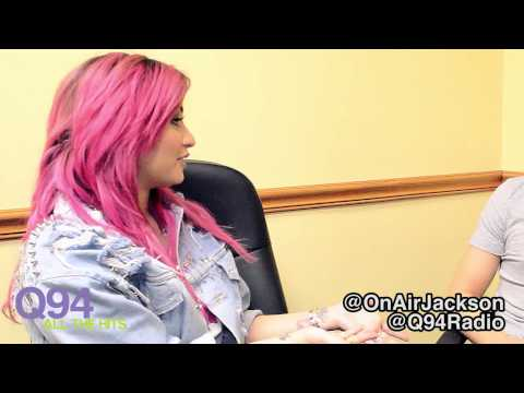 Jackson Sits Down With Demi Lovato - VIDEO