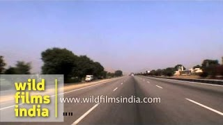Kotputli India  City new picture : Kotputli to Neemrana driving video - Rajasthan diary