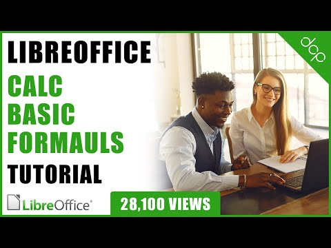 LibreOffice Calc Tutorial - [ Spreadsheet Tutorial ]