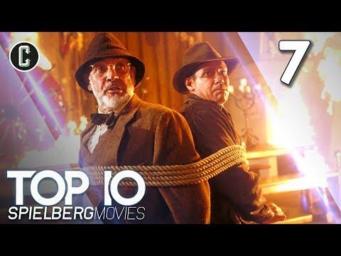 Top 10 Spielberg Movies: Indiana Jones and the Last Crusade - #7