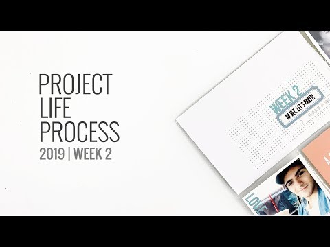 Birthday quotes - Project Life Process Week 2  2019 Kelly Purkey Birthday Wishes Kit