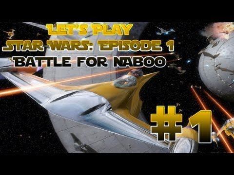 Star Wars Episode 1 : Battle For Naboo Nintendo 64