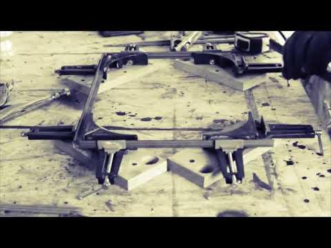 Fabricación de 6 mesitas de hierro