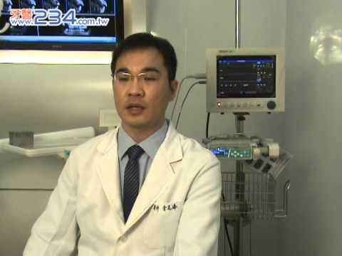 台中植牙醫師-李昆縉醫師講解舒眠牙醫和一般麻醉的不同