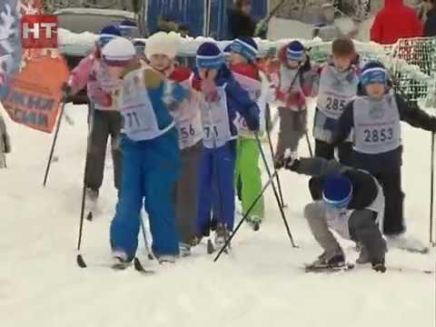 Накануне на стадионе «Юрьево» состоялась открытая Всероссийская массовая гонка «Лыжня России 2015»