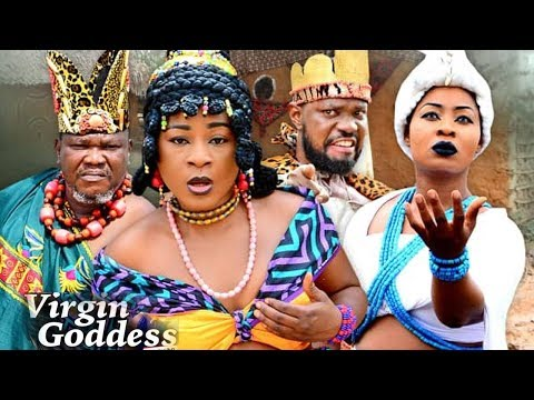 Movie:Virgin Goddess Part 3 – Nollywood Movie 2019